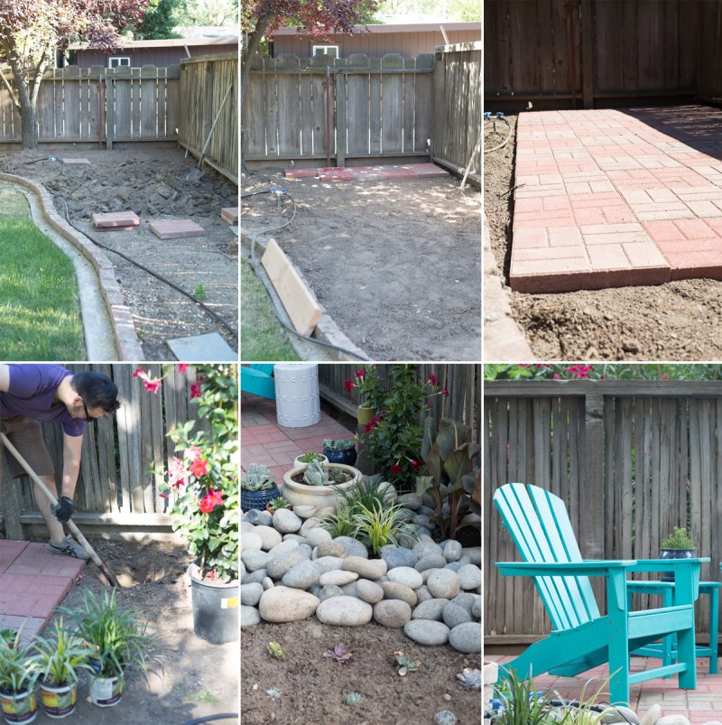 Best ideas about Diy Backyard Patio . Save or Pin DIY Backyard Patio Lovely Indeed Now.