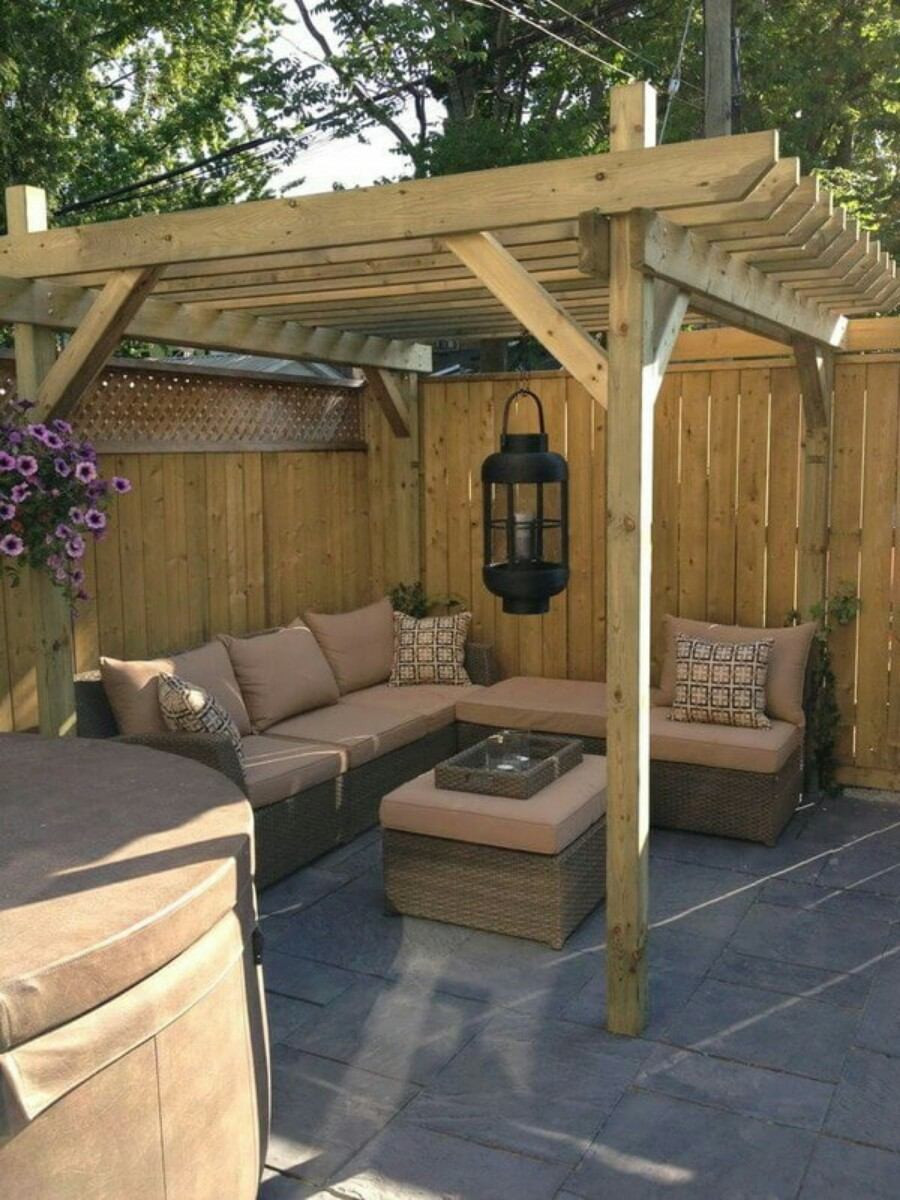 Best ideas about Diy Backyard Patio . Save or Pin Backyard Landscape 16 Amazing DIY Patio Decoration Ideas Now.