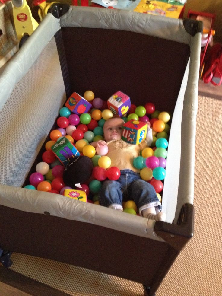 Best ideas about DIY Ball Pit For Toddlers . Save or Pin 1000 images about Ball Pit Ideas for the Classroom and Now.