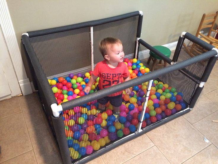 Best ideas about DIY Ball Pit For Toddlers . Save or Pin 25 best ideas about Ball Pits on Pinterest Now.