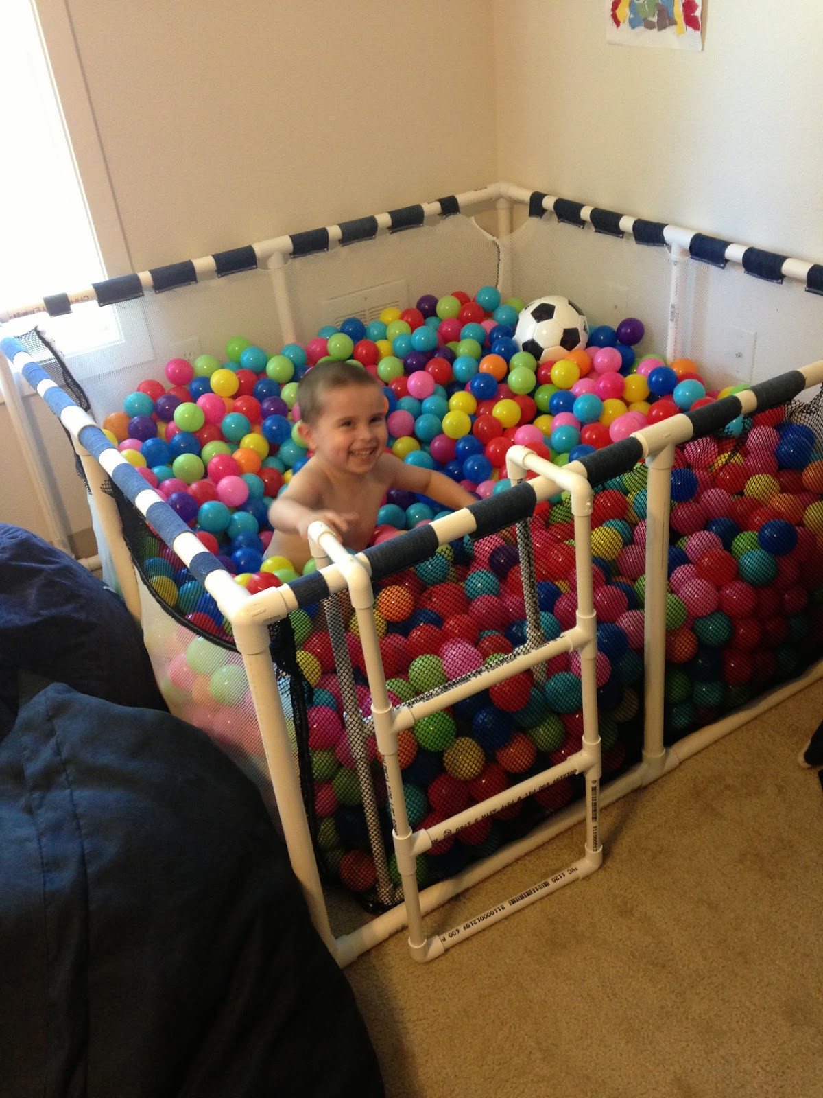 Best ideas about DIY Ball Pit For Toddlers . Save or Pin Cup of Autism Ball Pit Fun Now.