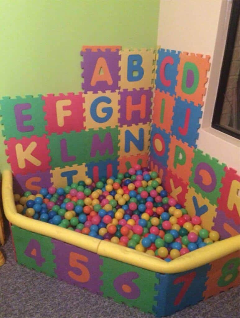Best ideas about DIY Ball Pit For Toddlers . Save or Pin Awesome Kids Playrooms Princess Pinky Girl Now.