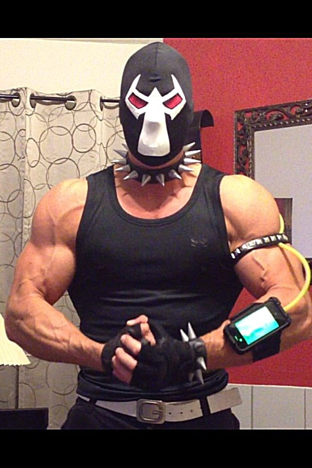 Best ideas about DIY Bane Mask . Save or Pin 17 Best ideas about Bane Costume on Pinterest Now.