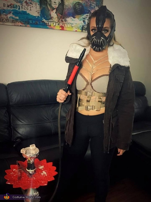 Best ideas about DIY Bane Mask . Save or Pin diy bane mask Do It Your Self Now.