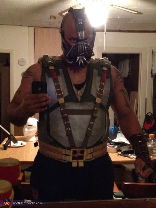Best ideas about DIY Bane Mask . Save or Pin 1000 ideas about Bane Costume on Pinterest Now.