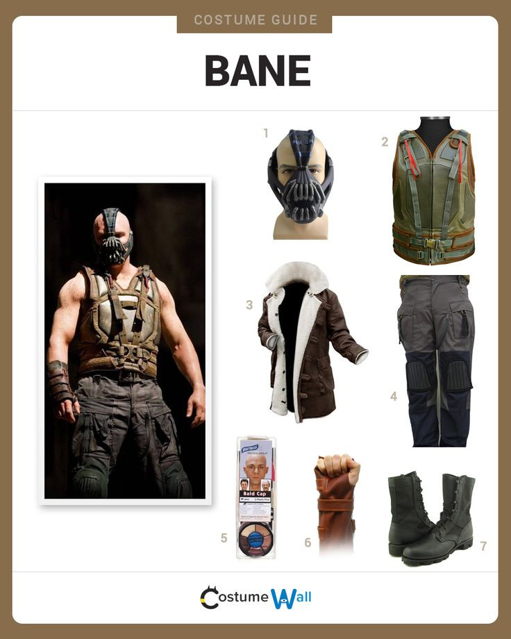 Best ideas about DIY Bane Mask . Save or Pin Best 25 Bane costume ideas on Pinterest Now.