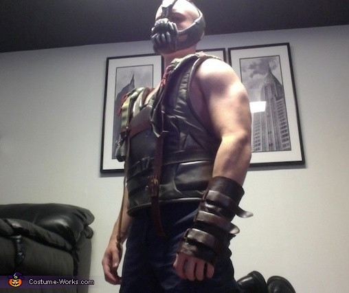 Best ideas about DIY Bane Mask . Save or Pin 54 best images about Halloween 2014 on Pinterest Now.