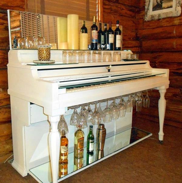 Best ideas about DIY Bar Plans . Save or Pin 21 Bud Friendly Cool DIY Home Bar You Need in Your Home Now.
