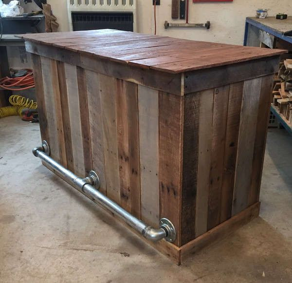 Best ideas about DIY Bar Plans . Save or Pin 80 Incredible DIY Outdoor Bar Ideas Now.