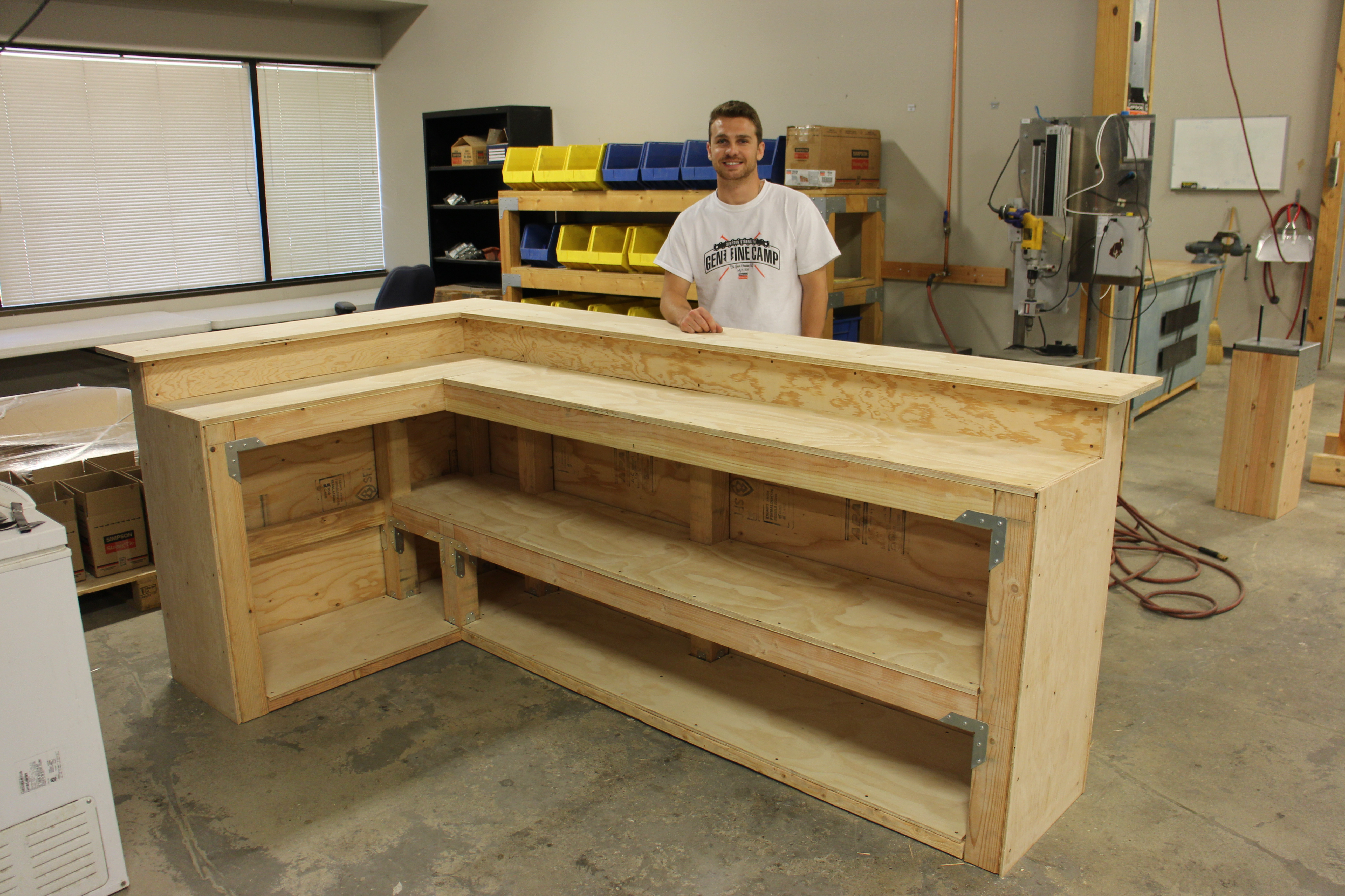 Best ideas about DIY Bar Plans . Save or Pin DIY Bar DIY Done Right Now.