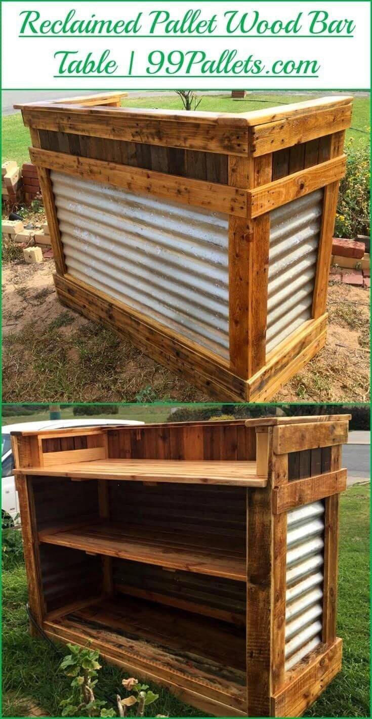 Best ideas about DIY Bar Plans . Save or Pin 32 Best DIY Outdoor Bar Ideas and Designs for 2019 Now.