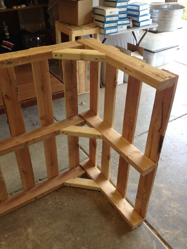 Best ideas about DIY Bar Plans . Save or Pin 30 Best Picket Pallet Bar DIY Ideas for Your Home Now.