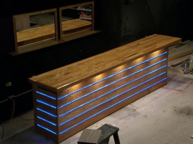Best ideas about DIY Bar Plans . Save or Pin Basement BAR Plans Remodeling DIY Chatroom DIY Home Now.