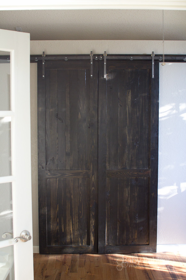 Best ideas about DIY Barn Door Tracks . Save or Pin How To Build Barn Doors Now.