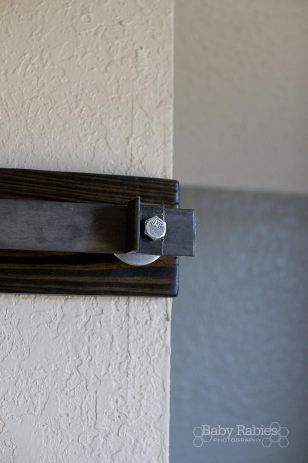 Best ideas about DIY Barn Door Tracks . Save or Pin DIY Barn Door Track Tutorail Now.
