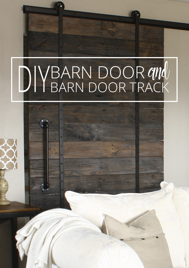 Best ideas about DIY Barn Door Tracks . Save or Pin DIY Barn Door and DIY Barn Door Track That Won t Break the Now.