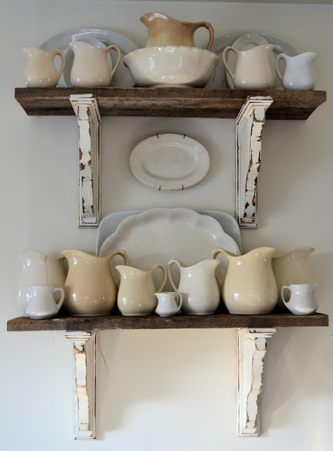 Best ideas about DIY Barn Wood Shelves . Save or Pin 20 Things You Can Build with Reclaimed Wood Now.