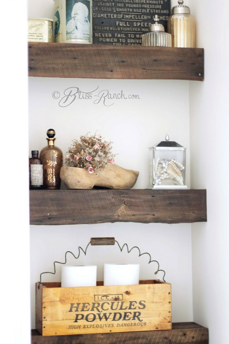 Best ideas about DIY Barn Wood Shelves . Save or Pin Best 25 Barn wood shelves ideas on Pinterest Now.