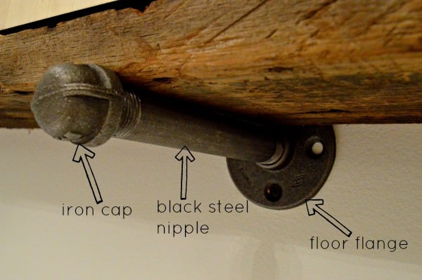 Best ideas about DIY Barn Wood Shelves . Save or Pin DIY Barn Wood Shelves Now.