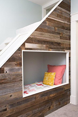 Best ideas about DIY Barnwood Wall . Save or Pin Epic Artifactory DIY Reclaimed Barn Wood Wall Easy Peel Now.