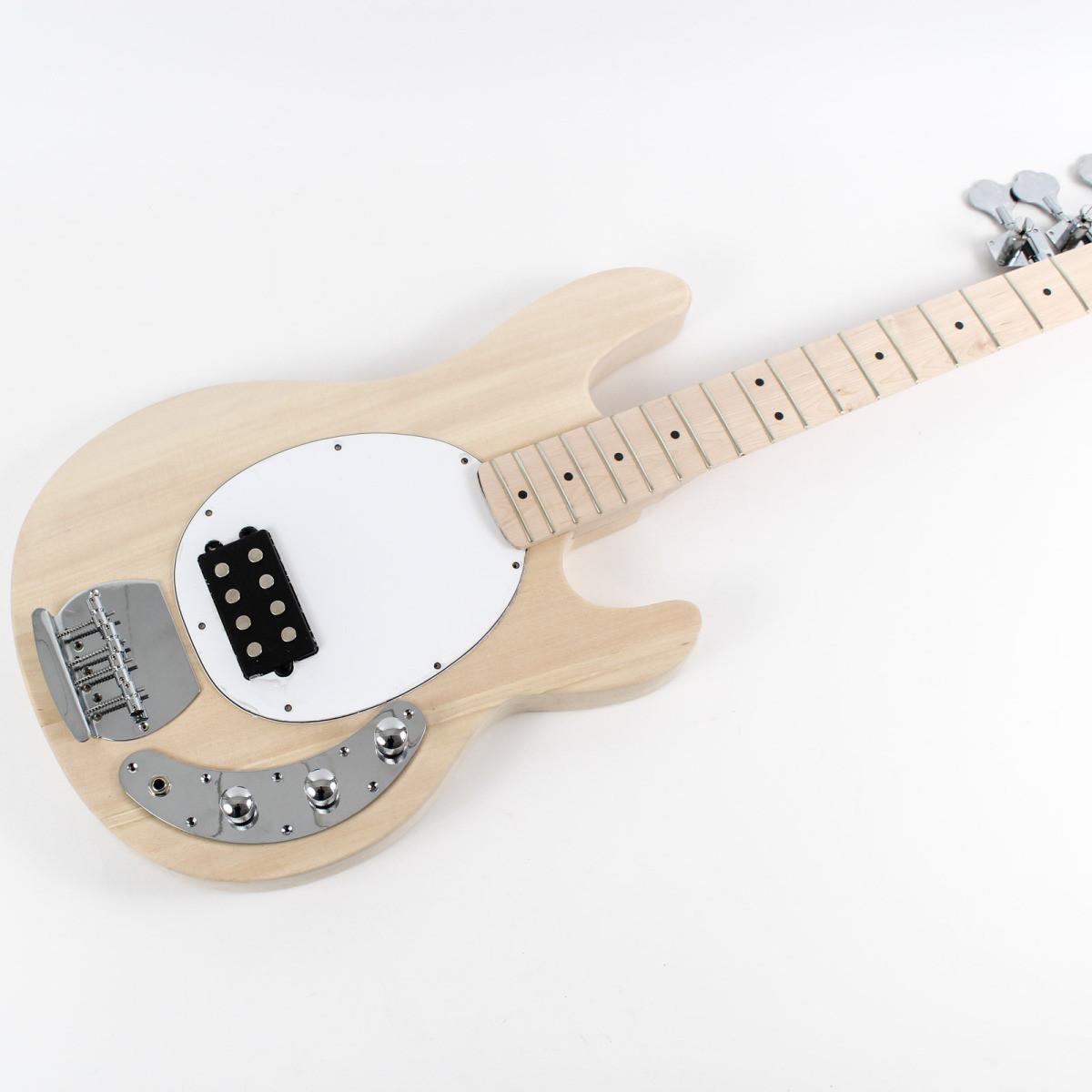 Best ideas about DIY Bass Kit . Save or Pin Music Man StingRay Bass Guitar Kit DIY Guitars Now.