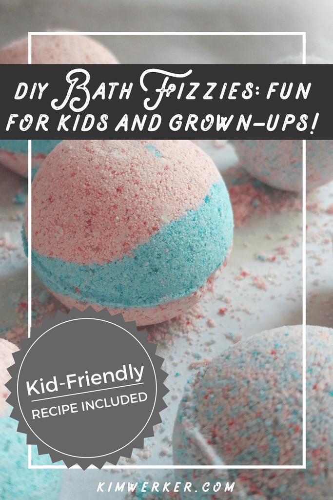 Best ideas about DIY Bath Bombs For Kids . Save or Pin DIY Bath Fizzies AKA Bath Bombs A Kid friendly Recipe Now.