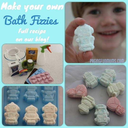 Best ideas about DIY Bath Bombs For Kids . Save or Pin DIY Bath Fizzies Great Fun for Bath Time Now.