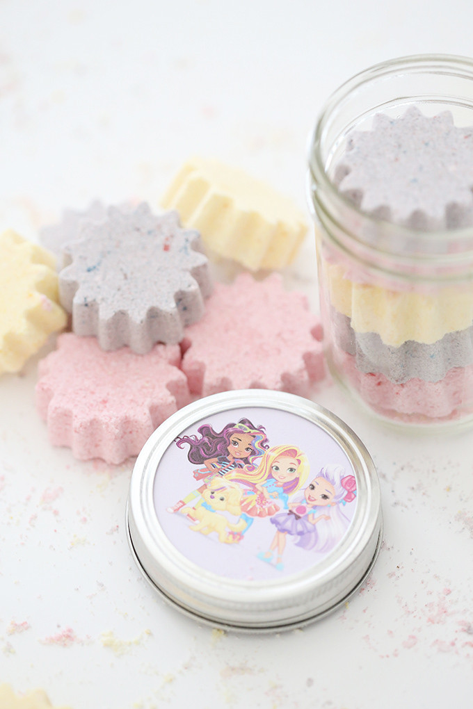 Best ideas about DIY Bath Bombs For Kids . Save or Pin DIY Sunny Day Bath Bombs Recipe for Kids Now.