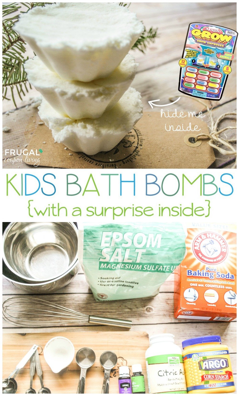 Best ideas about DIY Bath Bombs For Kids . Save or Pin Homemade Kids Bath Bombs You Choose the Scent Now.
