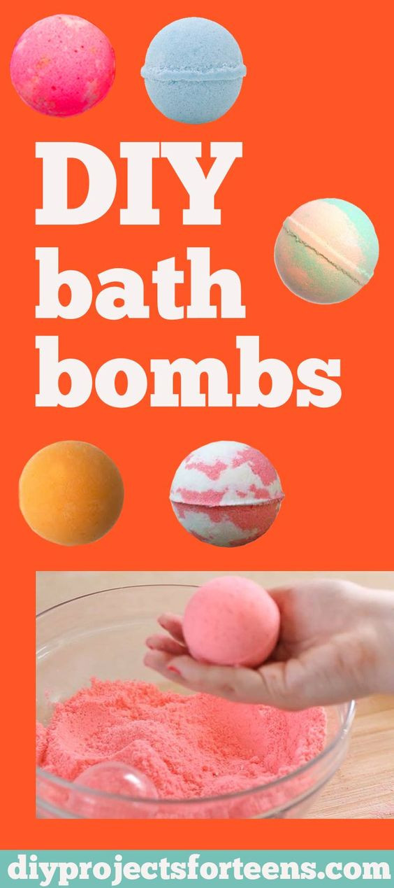 Best ideas about DIY Bath Bombs For Kids . Save or Pin How To Make DIY Lush Bath Bombs Now.