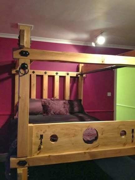 Best ideas about DIY Bdsm Furniture . Save or Pin bondage bed pictures Google Search Now.