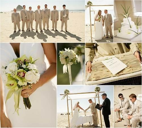 Best ideas about DIY Beach Wedding Ideas . Save or Pin Beach Wedding Ideas on a Bud Now.