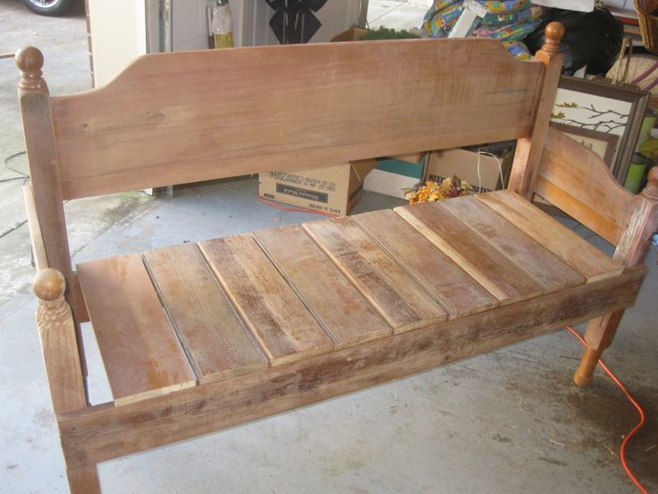 Best ideas about DIY Bed Bench . Save or Pin Best 25 Headboard benches ideas on Pinterest Now.