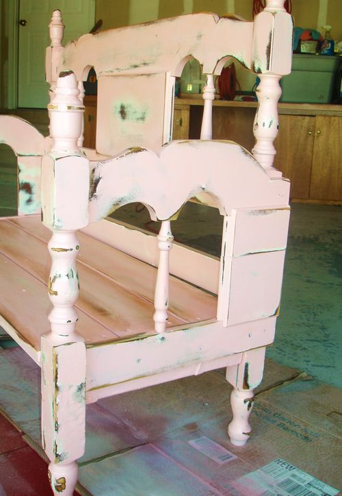 Best ideas about DIY Bed Bench . Save or Pin design baby room gazee Now.