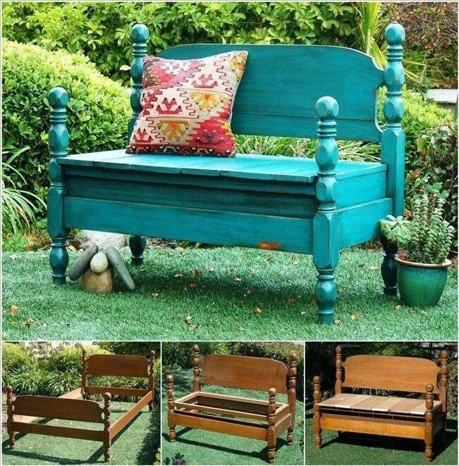 Best ideas about DIY Bed Bench . Save or Pin DIY Bed Turned Into Bench Now.
