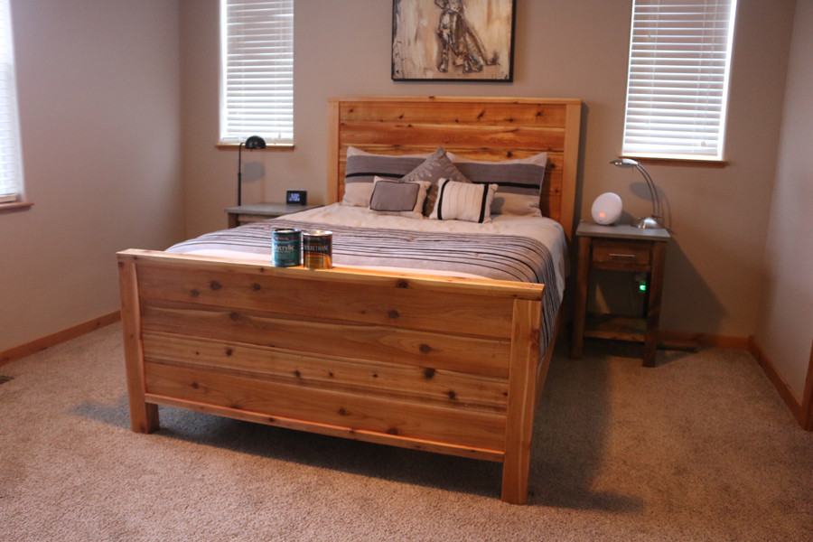 Best ideas about DIY Bed Frame Plans . Save or Pin DIY Bed Frame Plans How to Make a bed frame with DIY Pete Now.