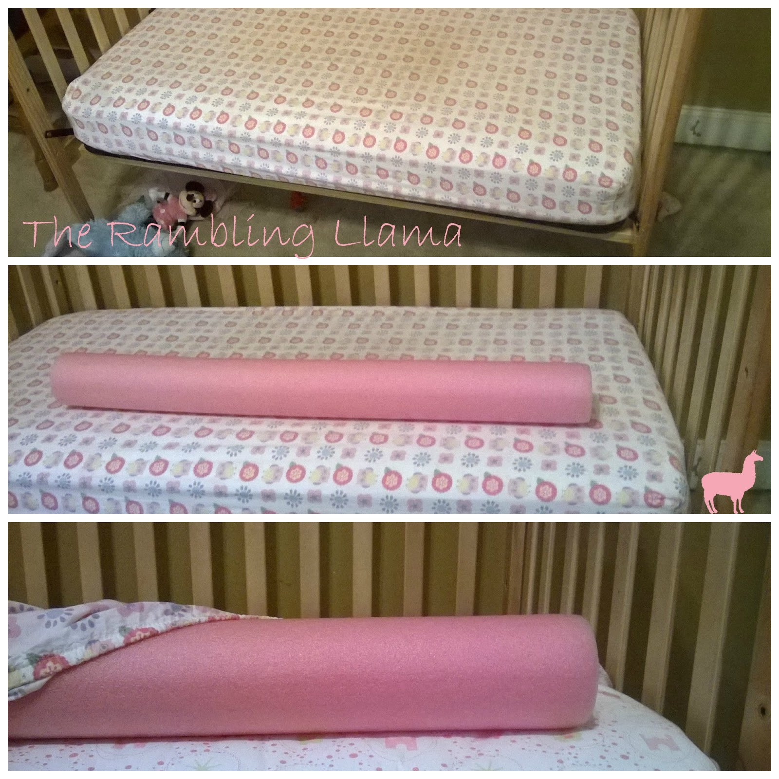 Best ideas about DIY Bed Rails For Toddlers . Save or Pin The Rambling Llama DIY Bed Rail Now.