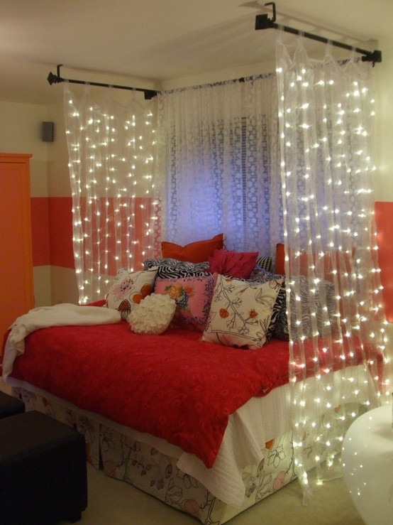 Best ideas about Diy Bedroom Decor . Save or Pin Cute DIY Bedroom Decorating Ideas Now.