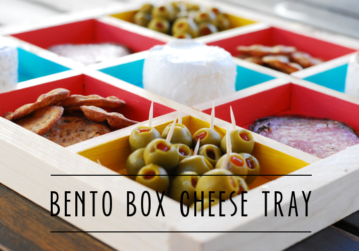 Best ideas about DIY Bento Box . Save or Pin Whimzeecal DIY Friday Bento Box Cheese Tray Tutorial Now.