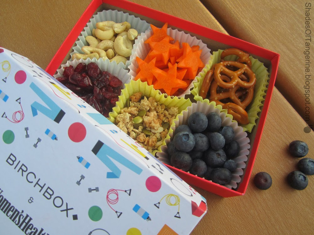 Best ideas about DIY Bento Box . Save or Pin Shades Tangerine Healthy Snack Bento Box DIY Now.