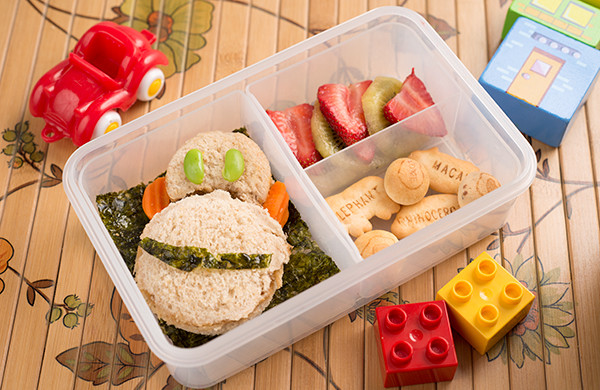 Best ideas about DIY Bento Box . Save or Pin DIY Bento Box How to Fit a Monkey Into Your Kid's Lunch Now.