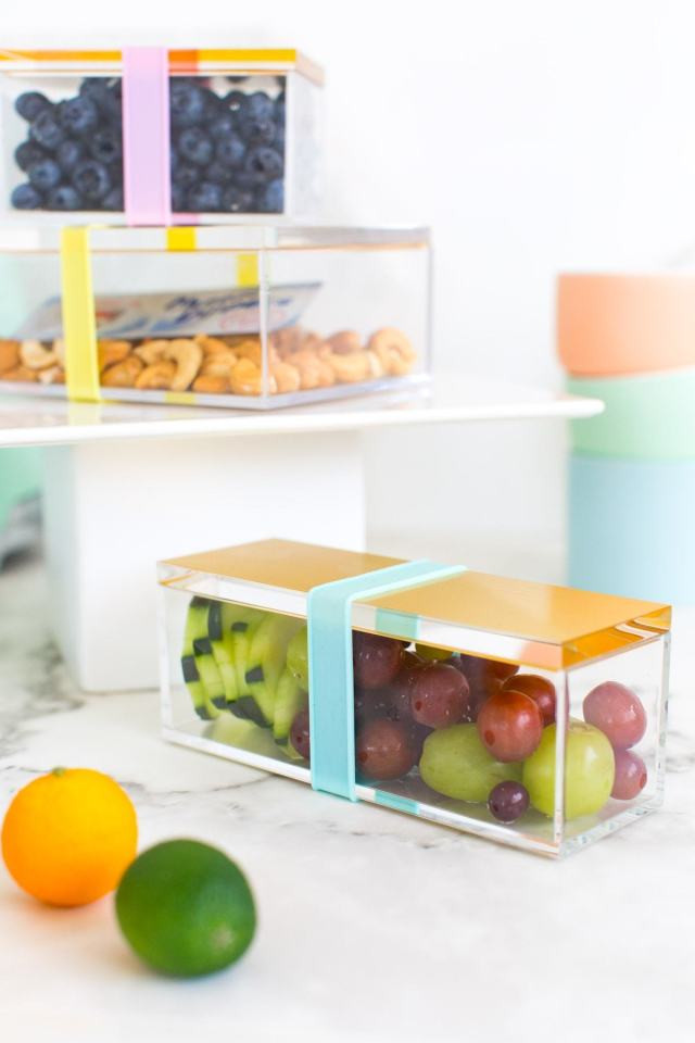 Best ideas about DIY Bento Box . Save or Pin Five Minute Chic Bento Box DIY Now.