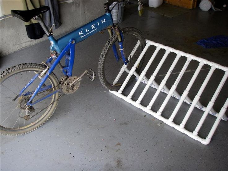 Best ideas about DIY Bicycle Rack . Save or Pin 1000 images about DIY Bike Rack on Pinterest Now.