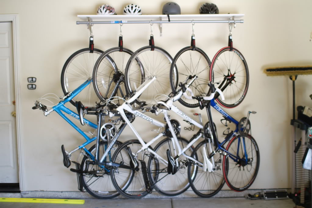 Best ideas about DIY Bicycle Rack . Save or Pin 20 DIY Bikes Racks To Keep Your Ride Steady and Safe Now.