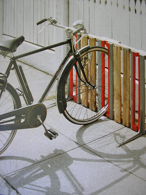 Best ideas about DIY Bicycle Rack . Save or Pin Creative DIY Bike Storage Racks Now.