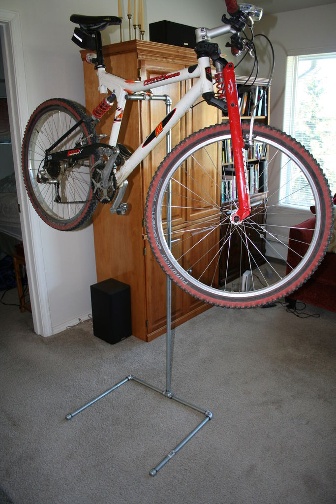 Best ideas about DIY Bike Repair Stand . Save or Pin DIY Bicycle Repair Stand Now.