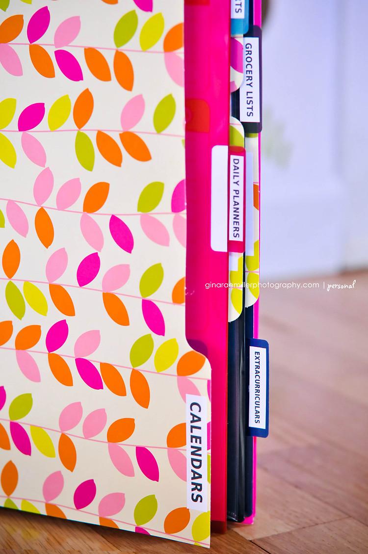 Best ideas about DIY Binder Organization . Save or Pin home organization binder Now.
