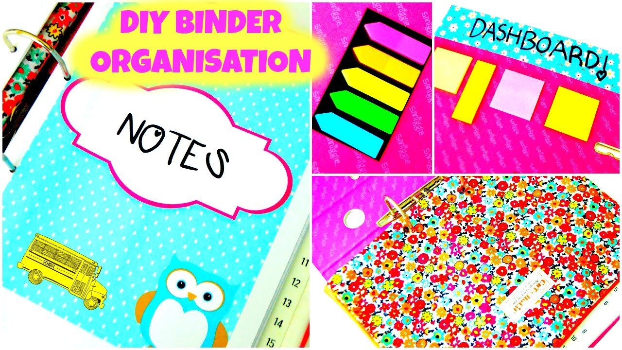 Best ideas about DIY Binder Organization . Save or Pin DIY Organization Binder Now.