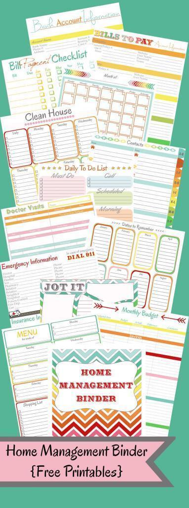 Best ideas about DIY Binder Organization . Save or Pin Pinterest Find Organization Binder Printables Now.