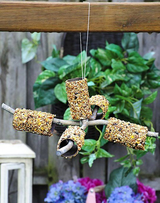 Best ideas about DIY Bird Feeders For Kids . Save or Pin DIY Project Ideas 10 Bird Feeders for Kids to Make Now.